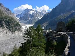 Monblan, Alpi