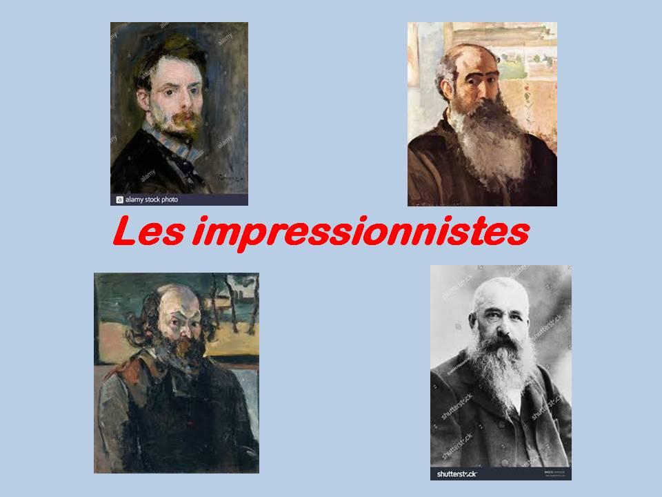 Francuski impresionisti