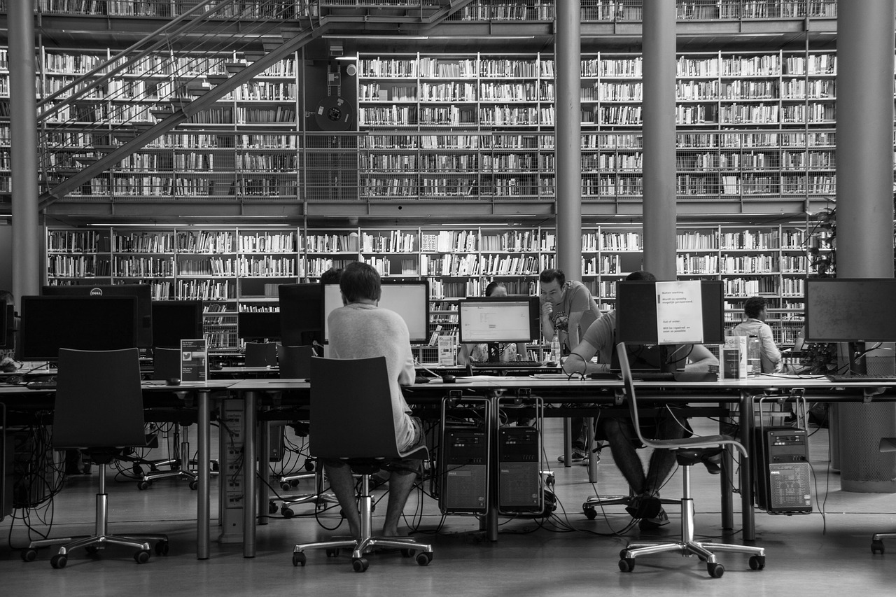 tu delft, university, library